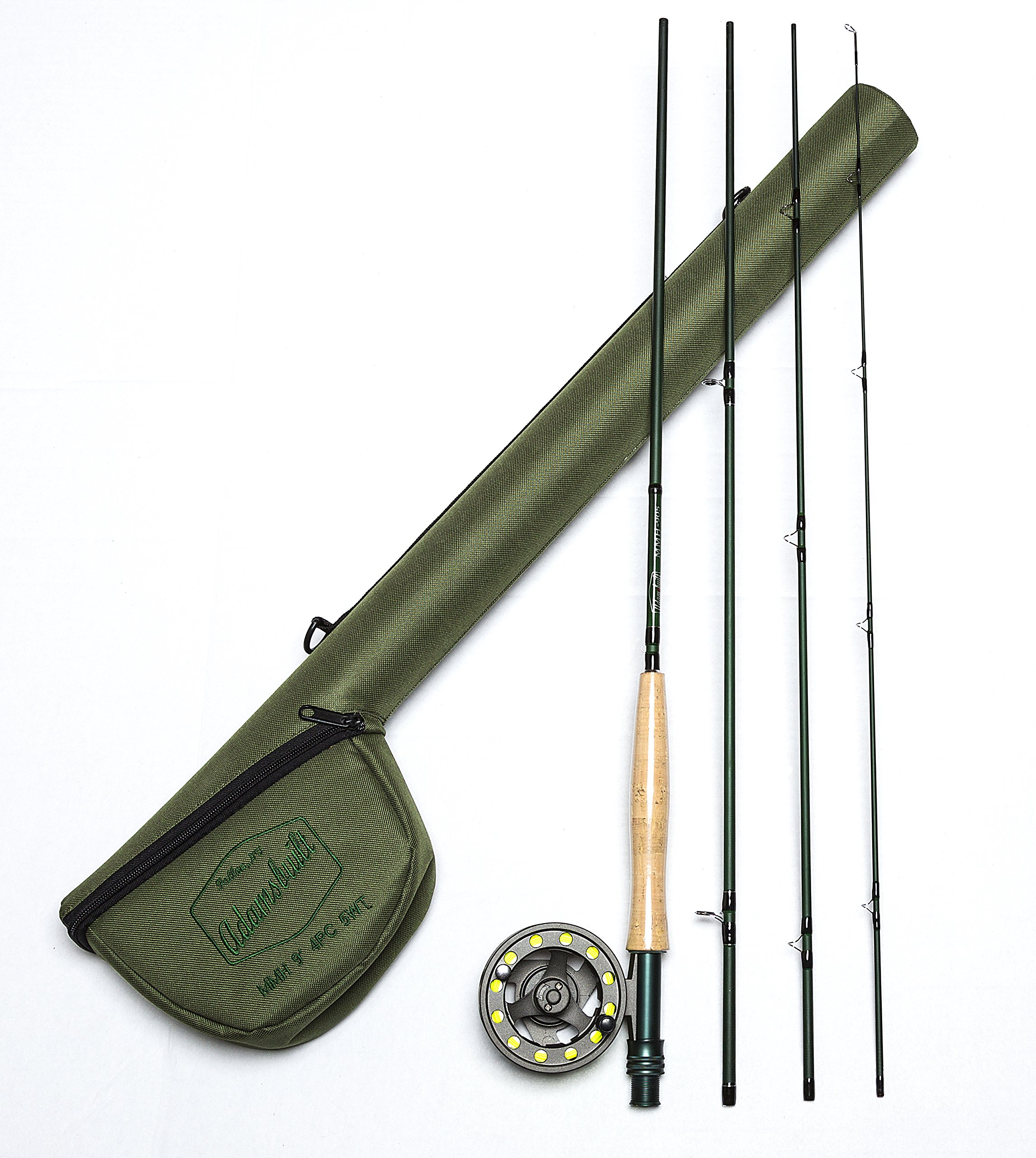 Adamsbuilt HO2 Fly Rod Combination Package by Adamsbuilt