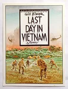 Amazon.com: Will Eisner Last Day in Vietnam: A Memory 2000