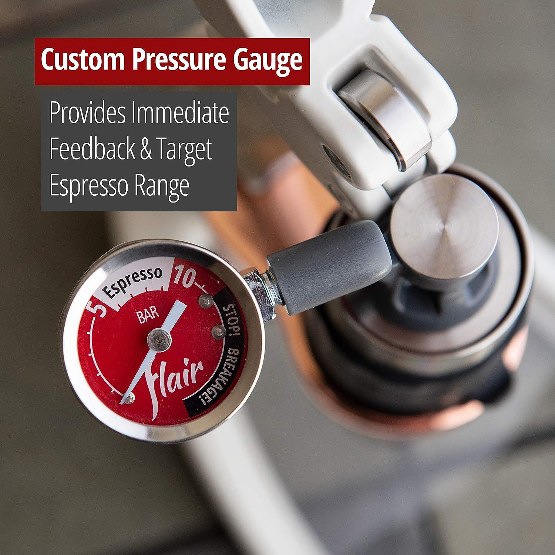 Pressure Kit, Black Flair Signature Espresso Maker Home & Kitchen ...