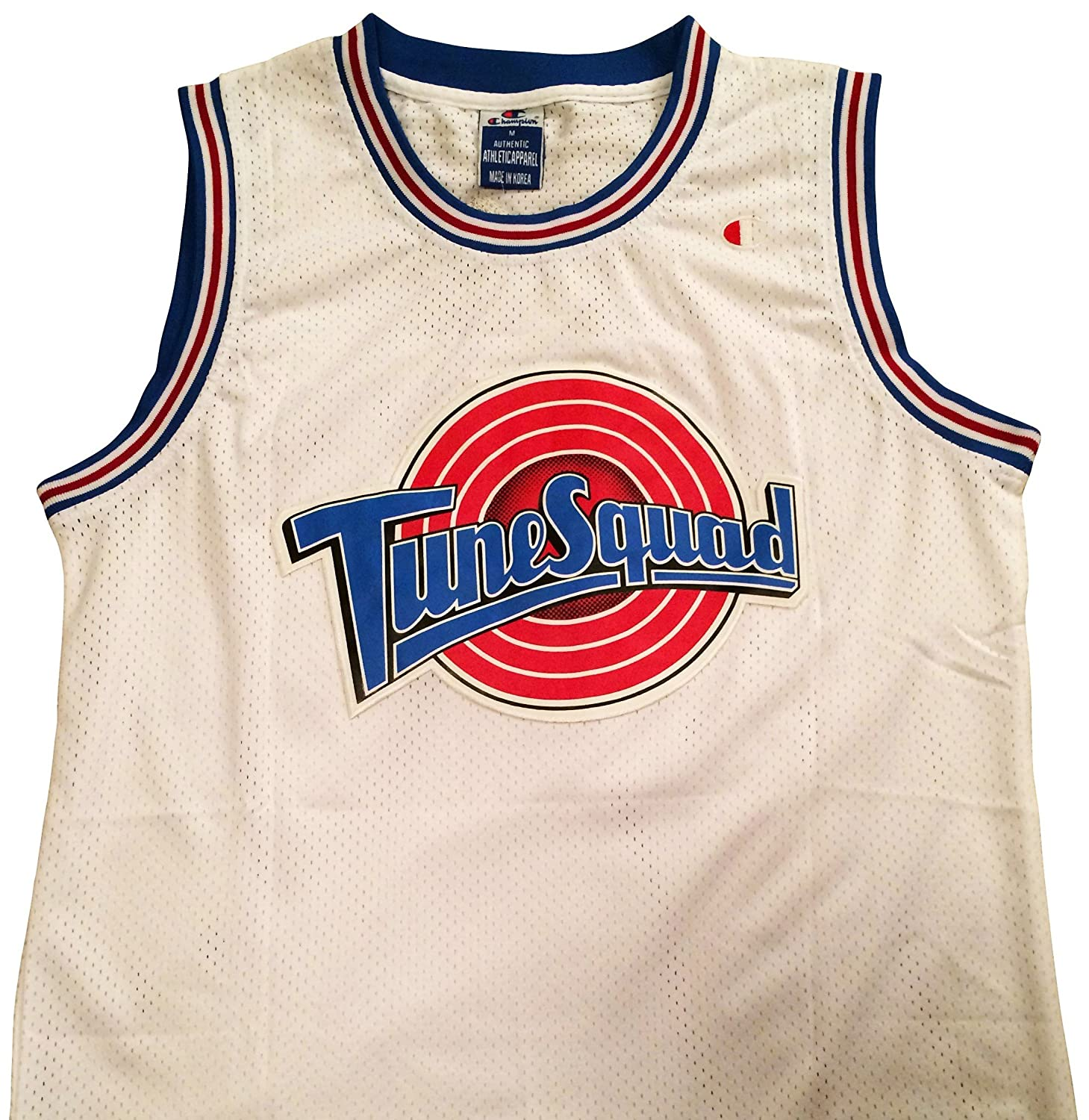 Amazon.com : Bill Murray Space Jam Jersey - #22 Tune Squad - White (Large) : Sports & Outdoors