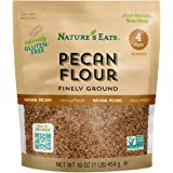 Nature's Eats Pecan Flour Finely Ground, 16 Ounce