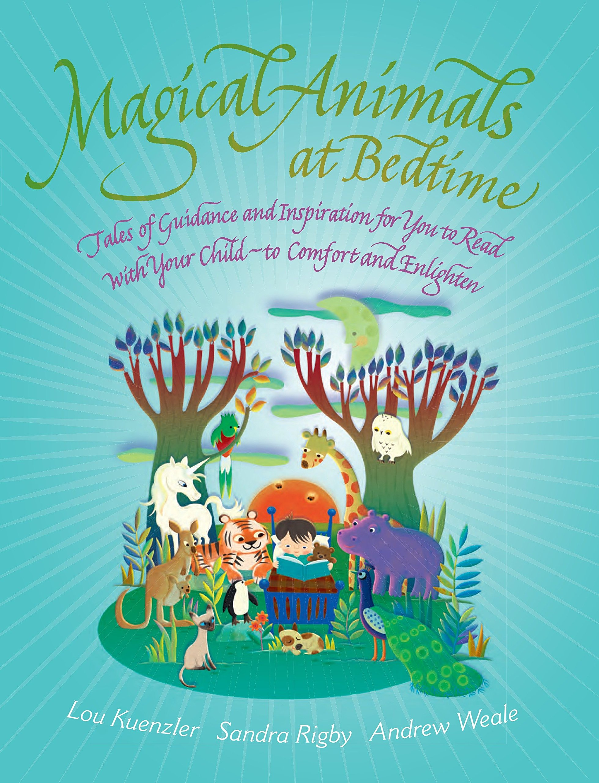 Magical Animals at Bedtime: Tales of Guidance and Inspiration for ...