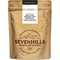 Sevenhills Wholefoods Matcha Té Verde En Polvo Japonés