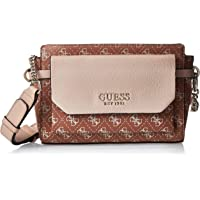 GUESS Women's Cross-Body Handbag, Cinnamon - SG758214