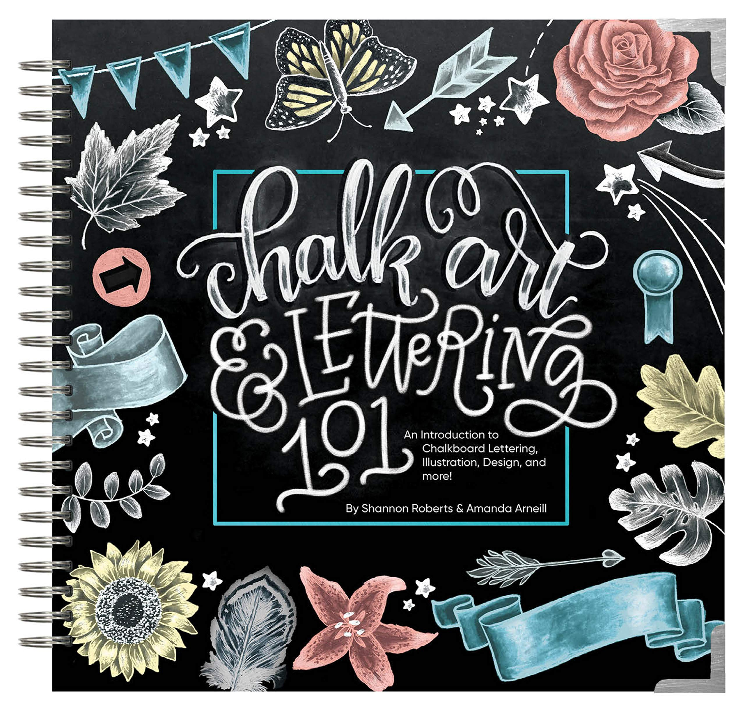 Chalk Art Lettering 101 Introduction product image