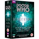 Doctor Who - Revisitations Collection Volume 1 (The Caves of Androzani / The Talons of Weng-Chiang / The Movie) [UK Import]