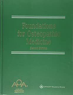 Foundations of osteopathic medicine: amazon. Co. Uk: american.