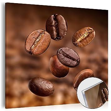 murando - Acrylglasbild Cafe 40x40 cm - Glasbilder - Wandbilder XXL ...