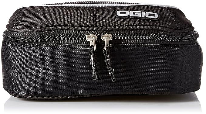 Amazon.com  Ogio 2015 Doppler Dop Kit, Black, Black  Sports   Outdoors c95faa6333