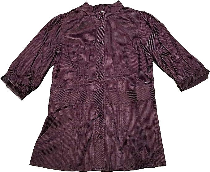 Pepe Jeans - Camisa MAHA Color Vino: Amazon.es: Ropa y accesorios