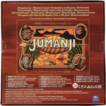 Cardinal Games Jumanji-Puzzle de 300 piezas, varios colores. (Spin Master Toys Ltd 6055051) , color/modelo surtido: Amazon.es: Juguetes y juegos