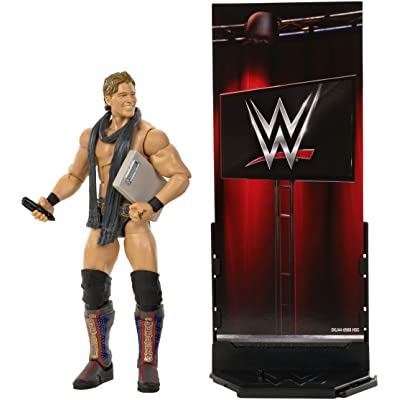 WWE Elite Collection Action Figure #45, Series 53: Toys & Games
