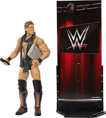 WWE Elite Series 53 Chris Jericho Figurine