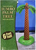 "Hawaiian Summer Beach Party Inflatable Palm Tree Decoration, Vinyl, 72"""