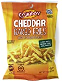 Snikiddy Gluten Free Baked Fries, 1 oz. Bags (Set of 8) (Cheddar)