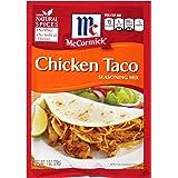 McCormick Chicken Taco Seasoning Mix, 1 oz