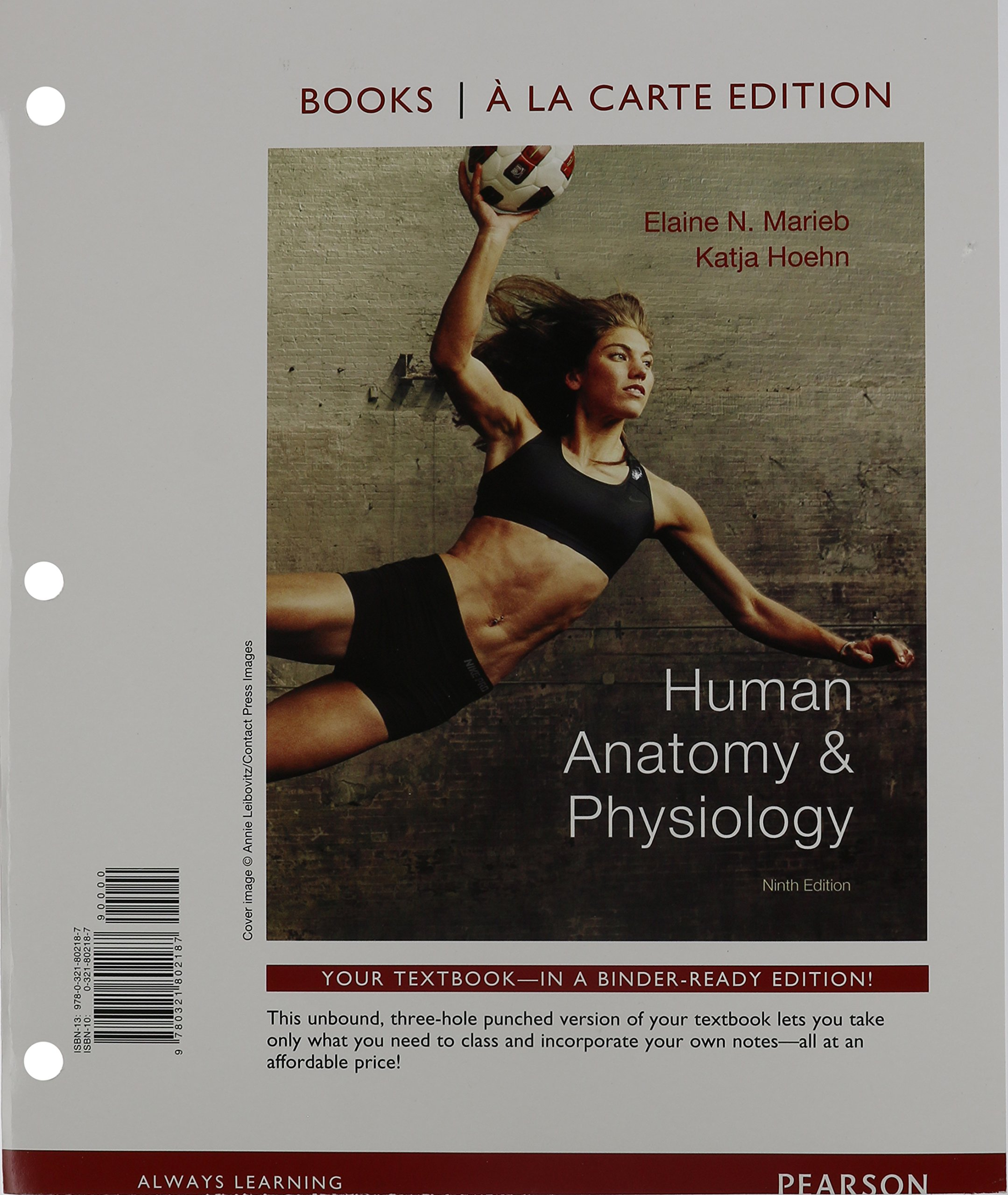 Human Anatomy & Physiology, Books a la Carte Edition 9th Edition ...