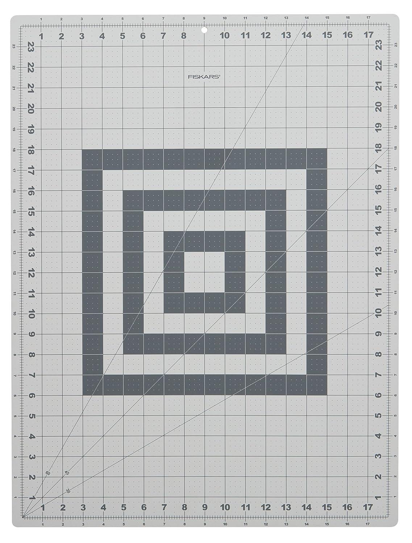 Fiskars 12-83717097J Self Healing Rotary Cutting Mat, 18x24