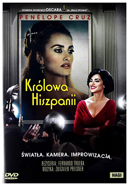 La reina de Espana [DVD] (Audio español): Amazon.es: Cary Elwes ...