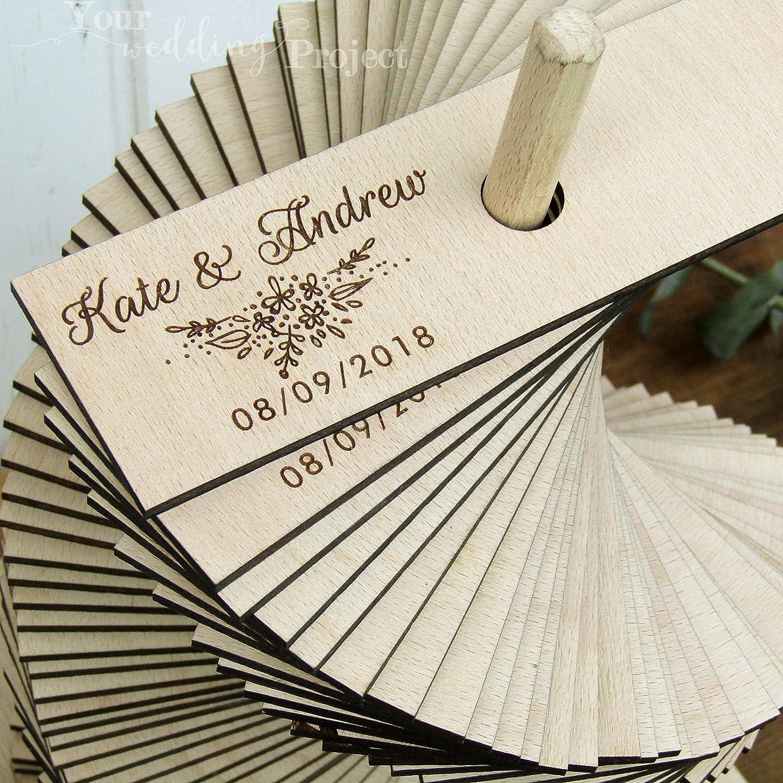 Amazon Com Wedding Guest Book Alternative Floral Wedding