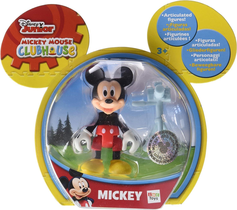 IMC Toys - Pack figura mickey (182103) , Modelos/colores Surtidos, 1 Unidad: Amazon.es: Juguetes y juegos