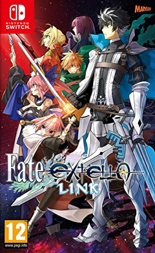 Fate Extella: Link Nintendo Switch-swtich-nintendo_switch: Amazon ...