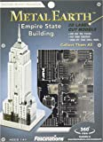 Fascinations Metal Earth Empire State Building 3D Metal Model Kit