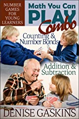 Math You Can Play Combo: Number Games for Young Learners Kindle Edition