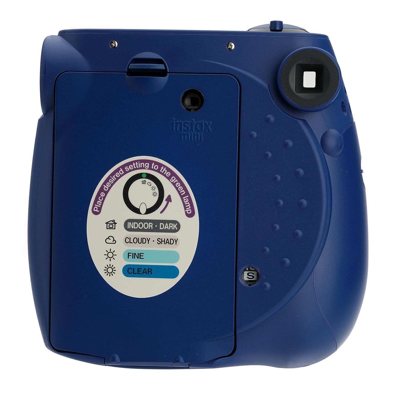 Amazon.com : Fujifilm Instax MINI 7s White Instant Film Camera ...