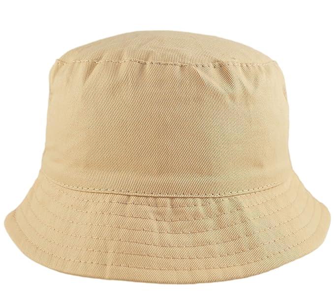 506bfb2c2c8 Pesci Baby Boys Girls Sun Hat Summer Bucket  Amazon.co.uk  Clothing