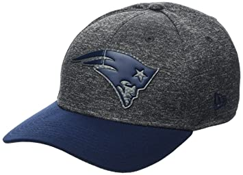 a0e6058b42bc New Era Hommes 39THIRTY Shadow Tech Nfl Casquette New England Patriots Gris  SM - 54