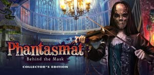 Phantasmat: Behind the Mask Collector's Edition by Big Fish Games