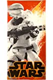 "Star Wars EP7 Flame Trooper 28"" x 58"" 100% Cotton Beach/Bath/Pool Towel"