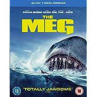 The Meg [Blu-ray] [2018]