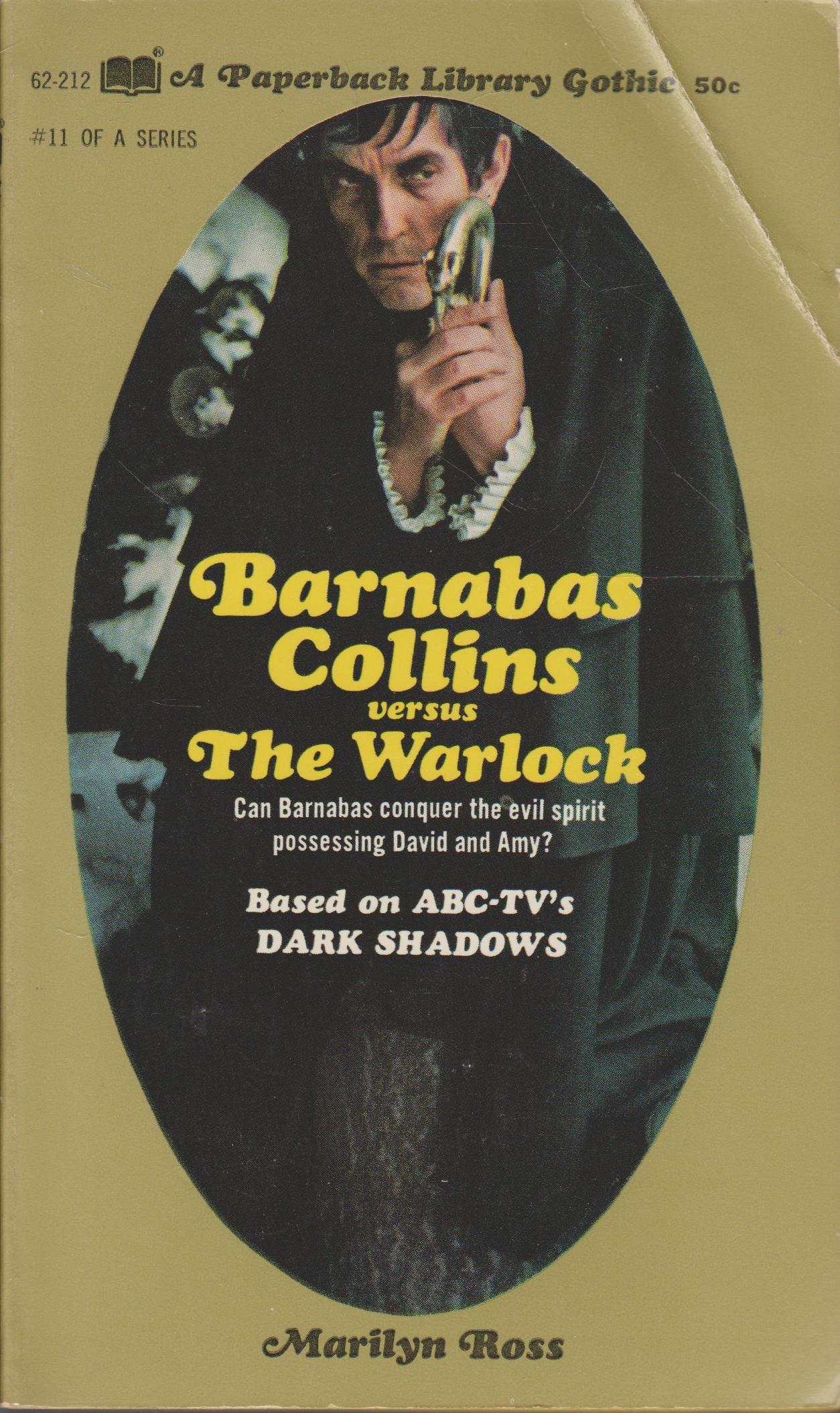 Barnabas Collins Versus the Warlock