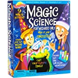 Scientific Explorer マジックサイエンス 9種類(酸性アルカリ性など)の実験セット 【日本語説明書付正規品】