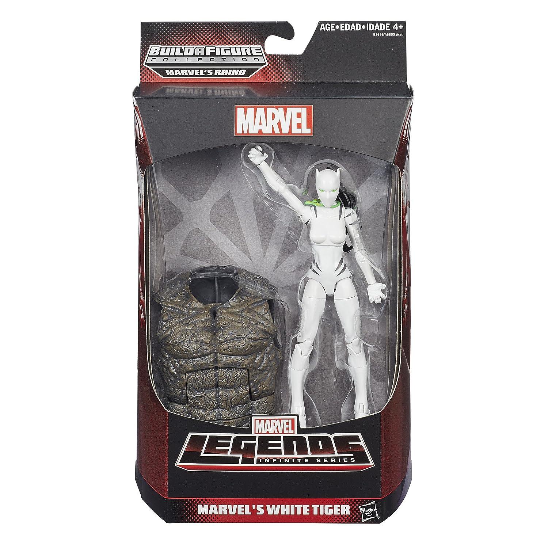 Marvel Legends Infinite Series Marvels White Tiger
