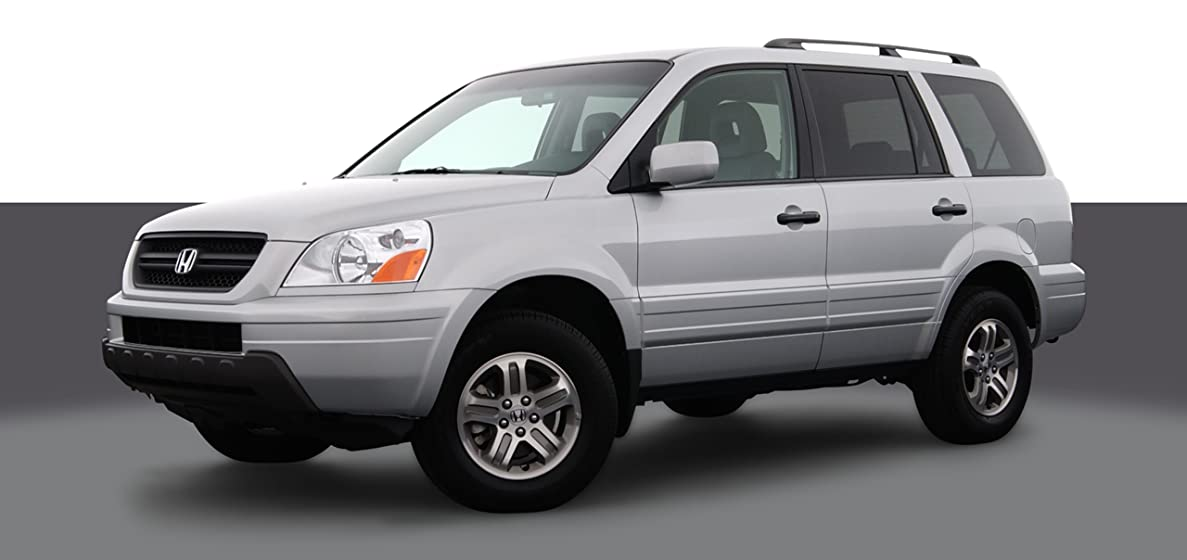 Amazoncom 2004 Honda Pilot Reviews Images and Specs Vehicles