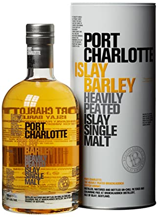 Bruichladdich Port Charlotte Islay Barley Single Malt Whisky 2011-700 ml