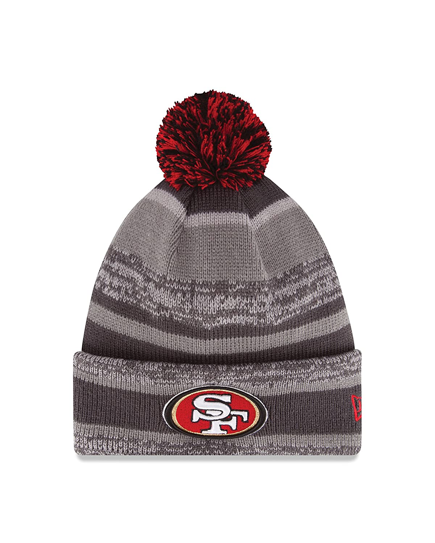 NFL 2014 New Era Graphite Sportニットビーニー San Francisco 49ers San Francisco 49ers B00I7MNOPQ