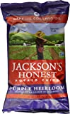 Purple Heirloom Potato Chips, Cooked in Coconut Oil, Paleo Friendly, 5 Oz, (2 Pack)