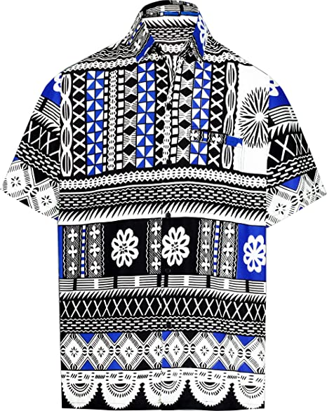 XXL N1 MENS HAWAIIAN SHIRT STAG BEACH HAWAII ALOHA PARTY SUMMER HOLIDAY FANCY S