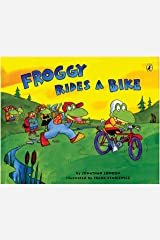 Froggy Rides a Bike Kindle Edition