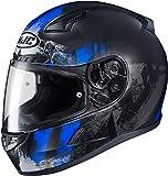 HJC CL-17 Arica Mens Full-Face Street Motorcycle Helmet - MC-2SF / Large