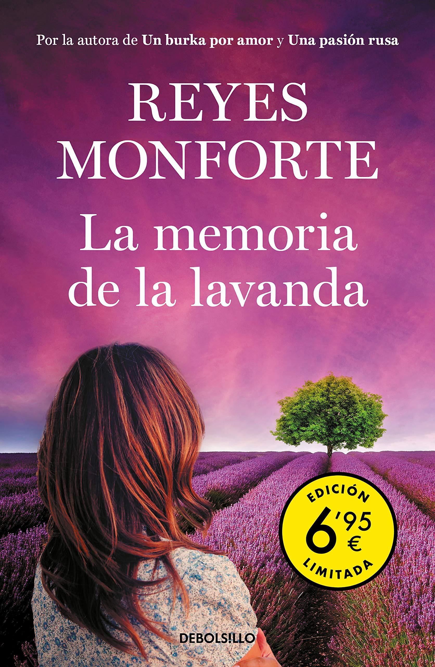 La memoria de la lavanda (CAMPAÑAS): Amazon.es: Monforte ...