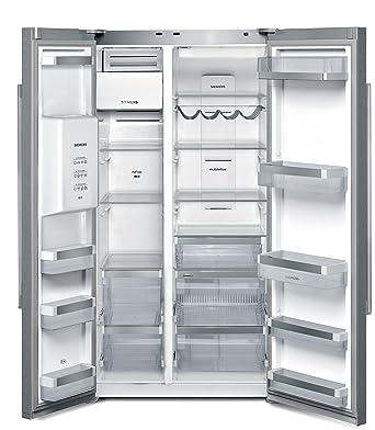 464d785862893 Siemens KA62DV78 frigo américain - frigos américains (Autonome, Chrome,  Métallique, Acier inoxydable, Américain, A++, SN-T, Bord): Amazon.fr: Gros  ...