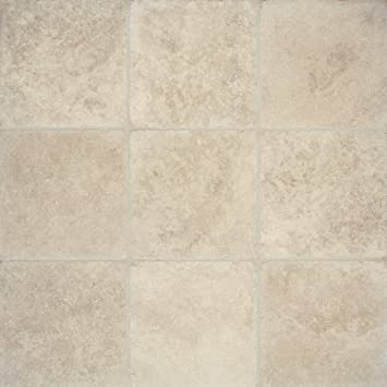 Arizona Tile 4 by 4-Inch Tumbled Travertine Tile, Torreon, 10-Total ...