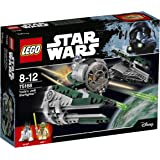 LEGO Yoda's Jedi Starfighter™ Play set