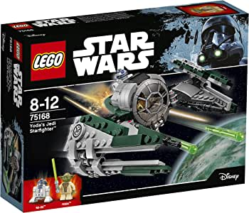 LEGO Star Wars Yoda's Jedi Starfighter 75168 Playset Toy