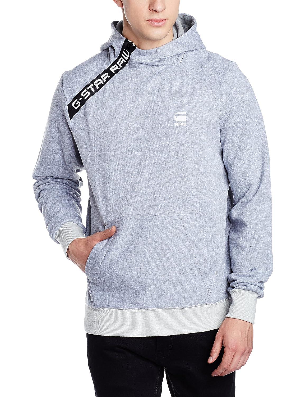 G-STAR RAW Herren Sweatshirt Core Zip Hooded Sw L